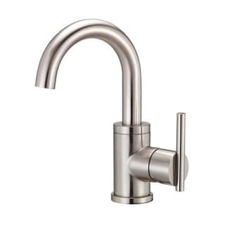 Danze Centerset Parma Faucet in Brushed Nickel