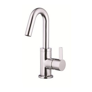 Danze Amalfi Polished Chrome Faucet with Deck Cover