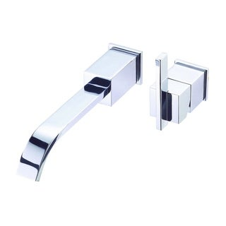 Danze Trim Wall-mount Sirius Polished Chrome Faucet with Touch-down Drain