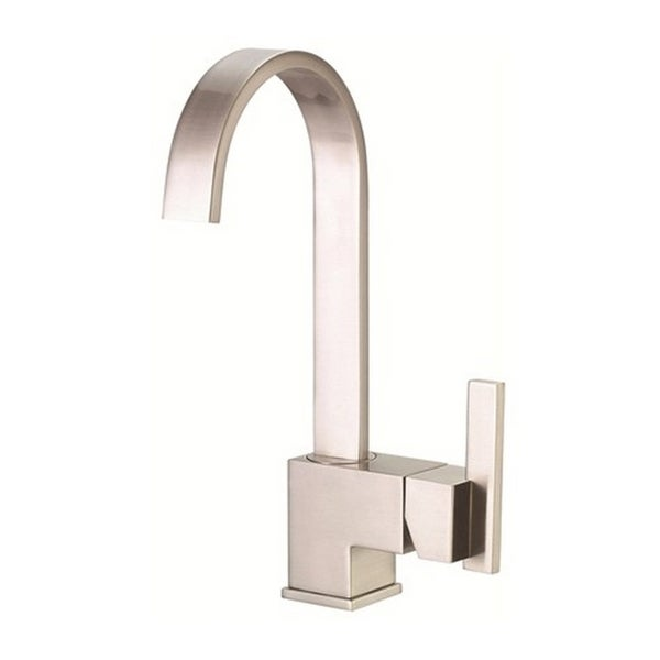 Danze Bar Sirius Side Mt Hdl Fixed Spout Stainless Steel