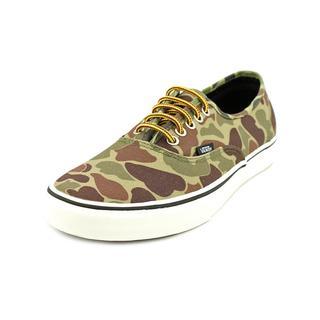 Vans Men's 'Authentic' Canvas Athletic Shoe