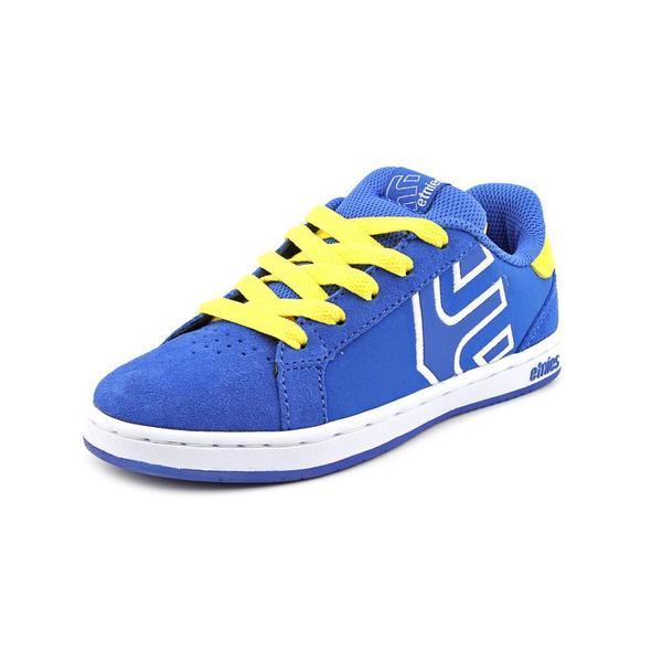 Etnies Boy (Youth) 'Kids Fader LS' Nubuck Athletic Shoe