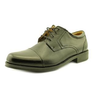 Chaps Men's 'Belmont' Leather Dress Shoes - Wide