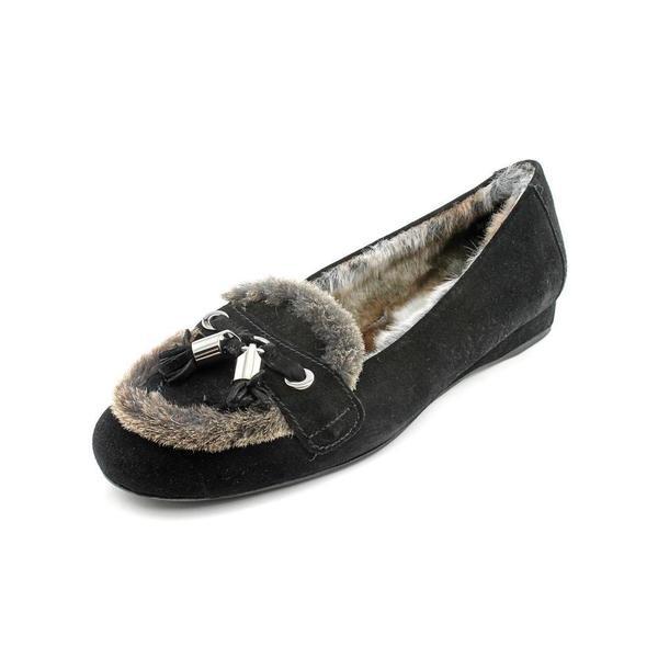 Stuart Weitzman Women's 'Warming' Regular Suede Casual Shoes (Size 5 )