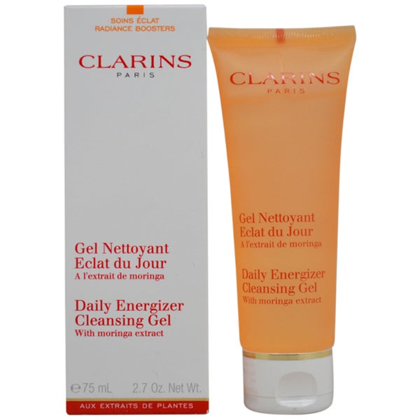 Clarins Daily Energizer 2.7-ounce Cleansing Gel