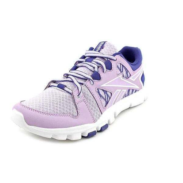Reebok Women's 'YourFlex Train Rs 4.0' Man-Made Athletic Shoe