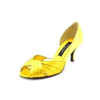 Nina Women's 'Culver' Satin Dress Shoes (Size 5 )