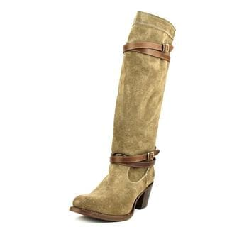 Frye Women's 'Jane Strappy' Leather Boots (Size 9.5 )