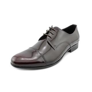 Kenneth Cole Reaction Men's 'Cd-Rom Bo' Patent Leather Dress Shoes