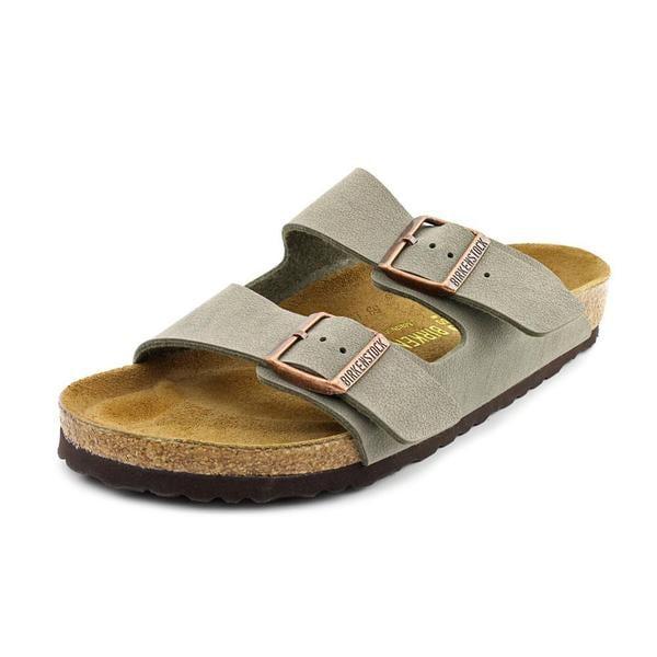 Birkenstock Men's 'Arizona' Faux Leather Sandals (Size 8 )