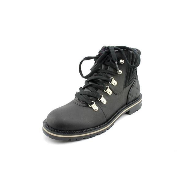 Tommy Hilfiger Women's 'Faschia' Leather Boots (Size 9.5 )
