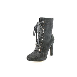 INC International Concepts Women's 'Bisquit' Regular Suede Boots
