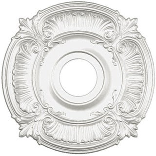 Focal Point 12-inch Acanthus Ceiling Medallion