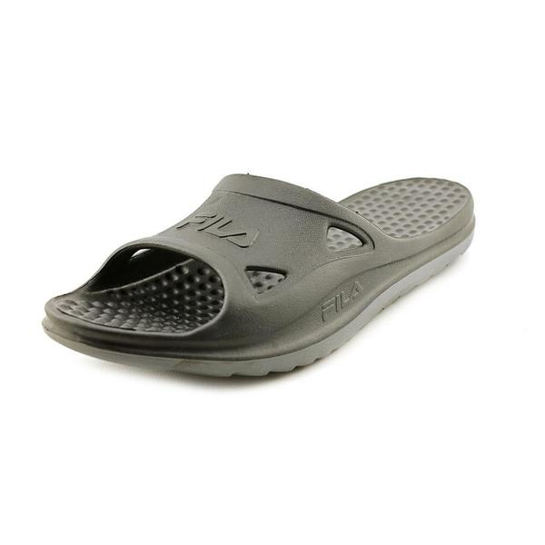 Fila Men's 'Comfort Rockaway' Man-Made Sandals (Size 12 )
