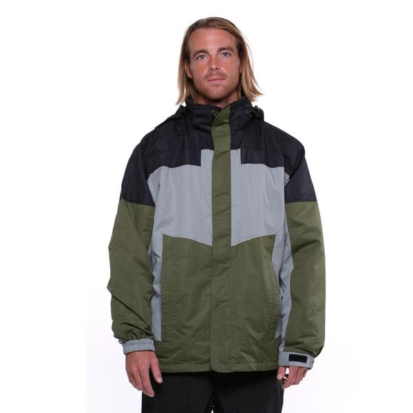 Pulse Men's Olive Yukon Systems Jacket