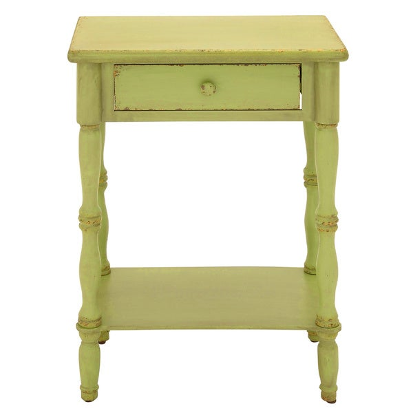 Casa Cortes Verde Accent Table