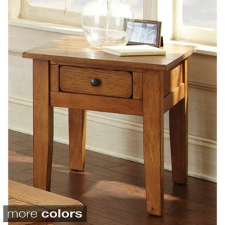 Livingston Craftsmen End Table