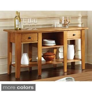 Livingston Display 2-drawer Sofa Table