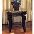 Helena Marble Top End Table