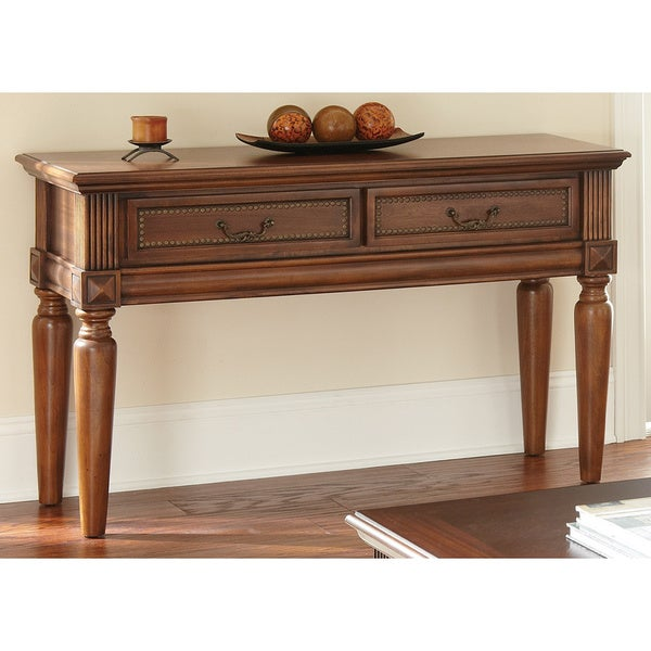 Douglas Storage Sofa Table