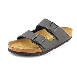 Birkenstock Men's 'Arizona' Leather Sandals - Narrow (Size 12 )