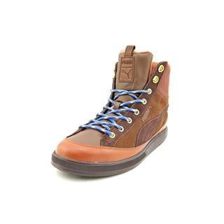 Puma Men's 'Archive Lite Mid OU' Leather Athletic Shoe (Size 11 )