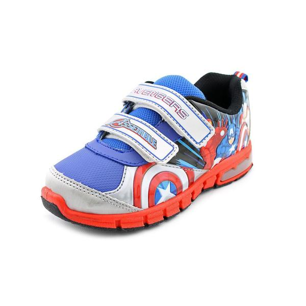 Marvel Heroes Boy (Youth) 'The Avengers Sneaker' Synthetic Athletic Shoe