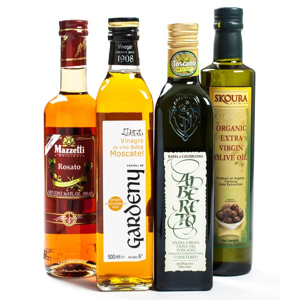 Connoisseurs Collection of Oil & Vinegar