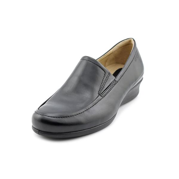 Ecco Women's 'Abelone Slip On' Leather Casual Shoes (Size 6 )