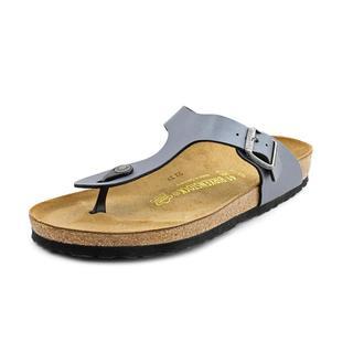 Birkenstock Women's 'Gizeh' Faux Leather Sandals
