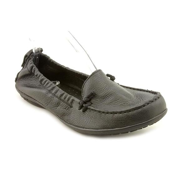 Hush Puppies Women's 'Ceil Slip On_MT' Leather Casual Shoes (Size 7 )