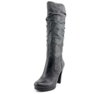 Jessica Simpson Women's 'Keaton' Leather Boots (Size 10 )