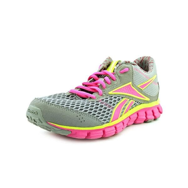 Reebok Women's 'Smoothflex Ride 3.0EX' Man-Made Athletic Shoe (Size 7.5 )