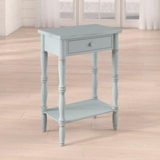 Casa Cortes Hughes Rectangular 31-inch Wood Accent Table
