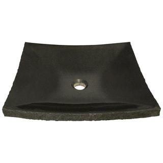 MR Direct 855 Shanxi Black Granite Vessel Sink