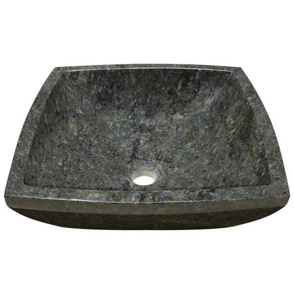 MR Direct Butterfly Blue Granite Vessel Sink
