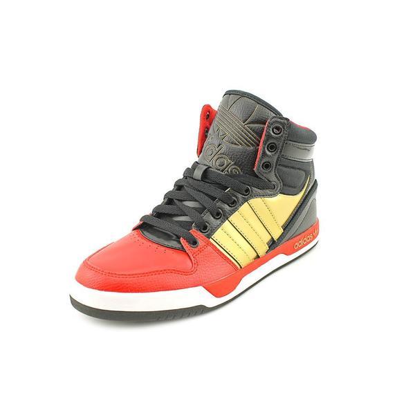 Adidas Men's 'Court Attitude' Leather Athletic Shoe (Size 10 )