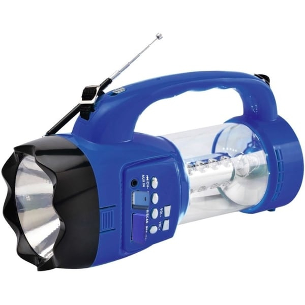 QFX Emergency Flashlight/Lantern
