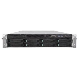Intel Server System R2308WTTYS Barebone System - 2U Rack-mountable -
