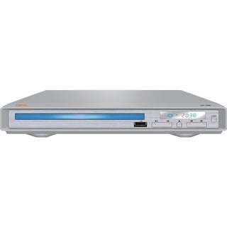 QFX VP-109 1 Disc(s) DVD Player - Silver