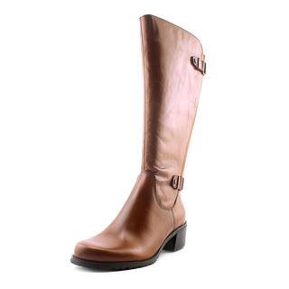Anne Klein Women's 'Evanthe' Leather Boots