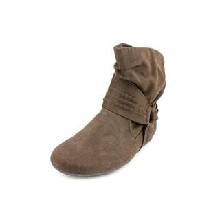 Rampage Women's 'Bastille' Fabric Boots (Size 10 )