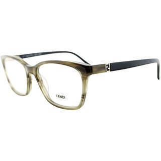Fendi Women's Striped Eyeglasses