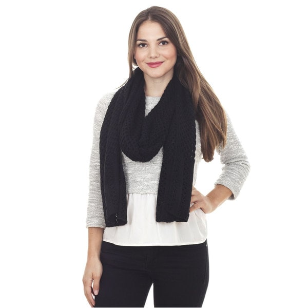 Knitted Design Scarf 14291079