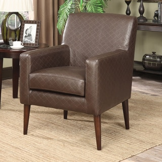 Contemporary Evelyn Accent Chair
