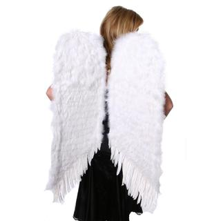 Large Feather Angel Wings (38.5 inches x 24 inches)