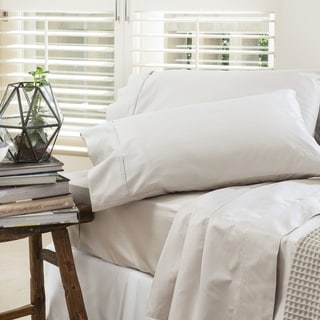 Canningvale 100-percent Cotton Sateen 800 Thread Count Sheet Set