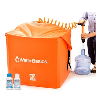 WaterBasics 60 gal Emergency Water System