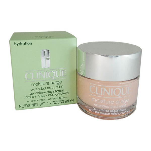 Clinique Moisture Surge Extra Thirsty Skin Relief 1.7-ounce Moisturizer