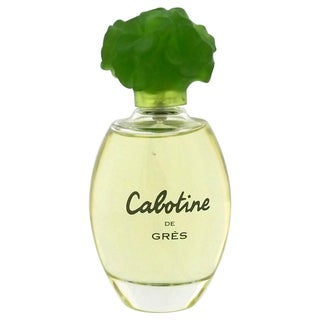 Gres Cabotine Women's 3.4-ounce Eau de Toilette Spray (Unboxed)